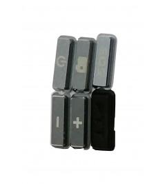 Кнопки включения/регулировки громкости/камеры/PPT/SOS Blackbiew BV6000