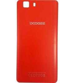 Корпус (задняя крышка) Doogee X5 Red