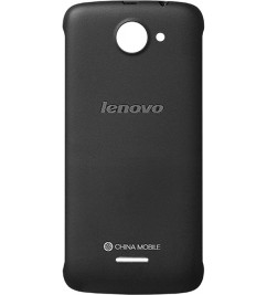 Корпус (задняя крышка) Lenovo A670t Black