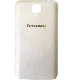 Корпус (задняя крышка) Lenovo S658t/S650 Silver