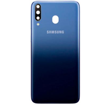 Корпус (задняя крышка) Samsung M30 Blue