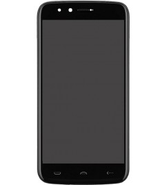 LCD+Sensor с рамкой for HomTom HT50 Black