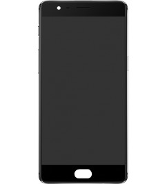LCD+Sensor с рамкой for OnePlus 3T Black