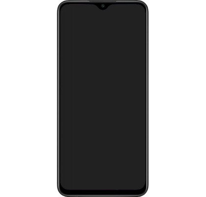 LCD+Sensor с рамкой для Redmi 9 Black