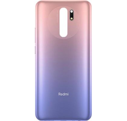 Корпус (задняя крышка) Redmi 9 Pink