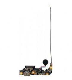Вибромотор с микрофоном и разъемом Type C для Asus Zenfone 3 (ZE552KL)