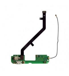 Вибромотор с микрофоном, антена связи и разъем micro USB для Lenovo S8