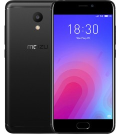 Meizu M6 (2+16GB) Black (EU)