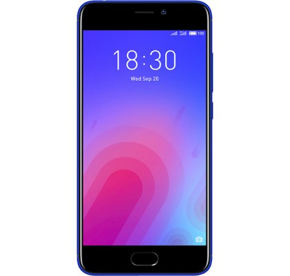 Meizu M6 (3+32GB) Blue (EU)