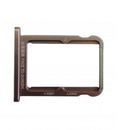 Держатель SIM-карт и microSD Xiaomi Mi A2 Pink