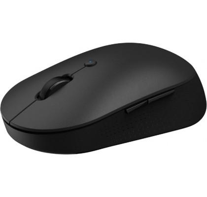 Мышь Xiaomi Mi Dual Mode Wireless Mouse Silent Edition Black (HLK4041GL) (EU)