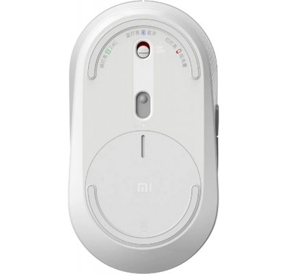 Мышь Xiaomi Mi Dual Mode Wireless Mouse Silent Edition White (HLK4040GL) (EU)