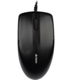 Мышь A4Tech OP-530NU USB Black