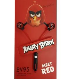 Наушники Angry Birds EV95 Red