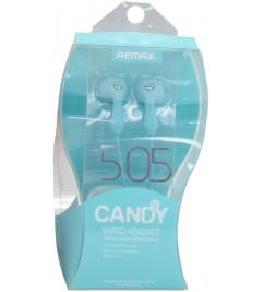 Наушники Remax RM505 Blue