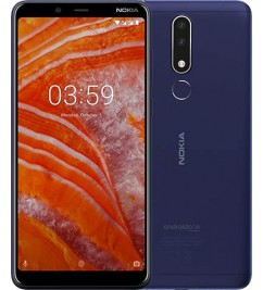 Nokia 3.1 Plus (3+32GB) Blue