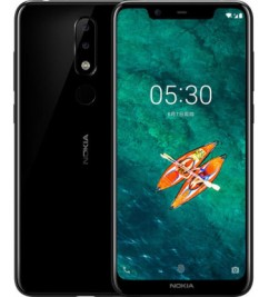 Nokia 5.1 Plus (3+32Gb) Black