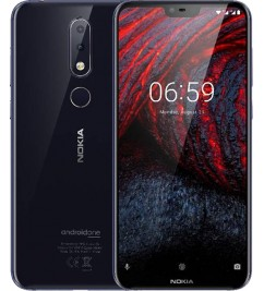 Nokia 6.1 Plus (4+64GB) Blue