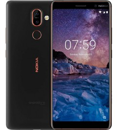 Nokia 7 Plus (4+64GB) Black