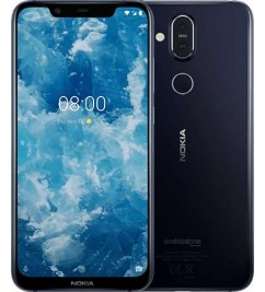 Nokia 8.1 (4+64Gb) Blue