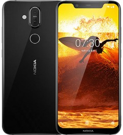 Nokia 8.1 (4+64Gb) Iron/Black