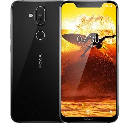 Nokia 8.1 (4+64Gb) Iron/Black
