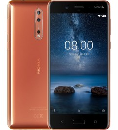 Nokia 8 (4+64GB) Copper