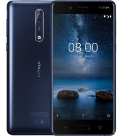 Nokia 8 (4+64GB) Matte Blue