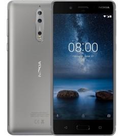 Nokia 8 (4+64GB) Silver