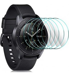 Защитная пленка для Samsung Galaxy Watch (R810) 42mm (Polymer Nano)