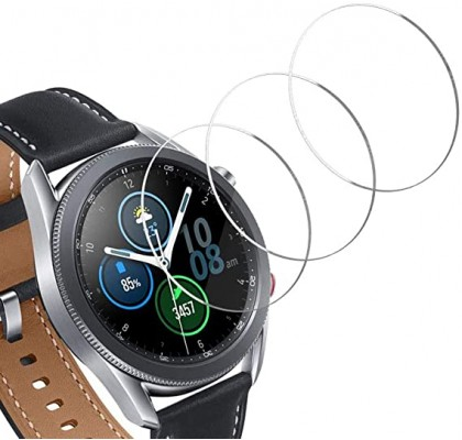 Защитная пленка для Samsung Galaxy Watch 3 (R840) 45mm (Polymer Nano)