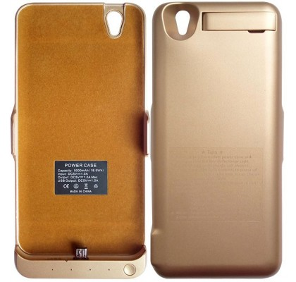 Power Bank Oukitel 5000mAh Gold