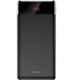 Power Bank Baseus Mini Cu digital display 10000mAh Black (PPALL-AKU01)