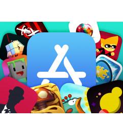 Регистрация аккаунта в App Store для Apple
