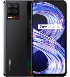 Realme 8 (6+128Gb) Black (EU)