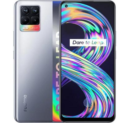 Realme 8 (6+128Gb) Silver (EU)