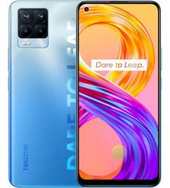 Realme 8 Pro (6+128Gb) Infinite Blue