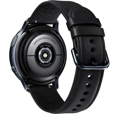 Смарт-часы Samsung Galaxy Watch Active 2 (SM-R830) силикон (Alum. Black) 40mm