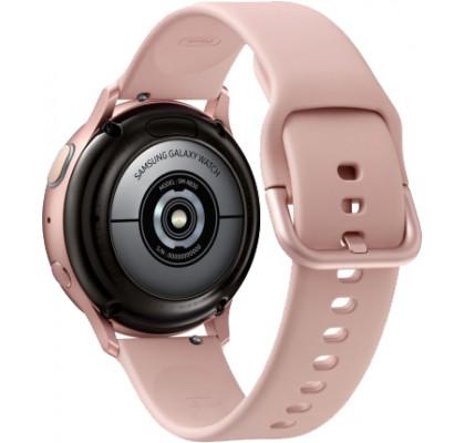Смарт-часы Samsung Galaxy Watch Active 2 (SM-R820) силикон (Alum. Gold) 44mm