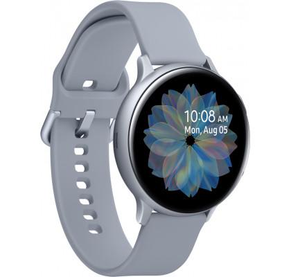 Смарт-часы Samsung Galaxy Watch Active 2 (SM-R830) силикон (Alum. Silver) 40mm