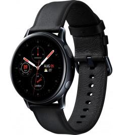 Смарт-часы Samsung Galaxy Watch Active 2 (SM-R830) кожа Stainless steel Black 40mm