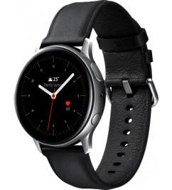 Смарт-часы Samsung Galaxy Watch Active 2 (SM-R820) кожа Stainless steel Silver 44mm