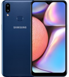 Samsung Galaxy A10s (2+32GB) Blue (A107F/DS)