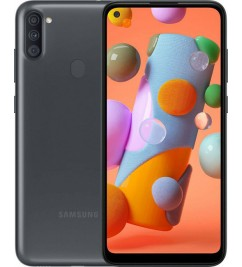 Samsung Galaxy A11 (2+32GB) Black (A115F/DS)