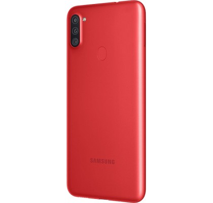 Samsung Galaxy A11 (2+32GB) Red (A115F/DS)