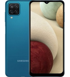 Samsung Galaxy A12 (3+32GB) Blue (A125F/DS) (UA)