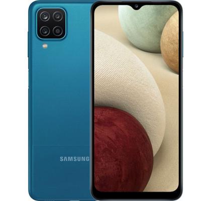 Samsung Galaxy A12 (3+32GB) Blue (A125F/DS) (UA)