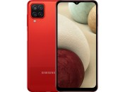 Samsung Galaxy A12 (3+32GB) Red (A125F/DS) (UA)