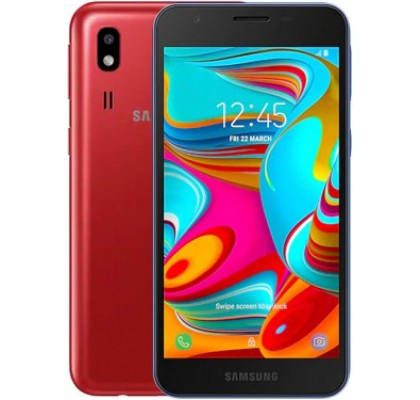 Samsung Galaxy A2 Core (1+8Gb) Red (A260G/DS)