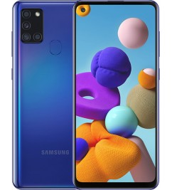 Samsung Galaxy A21s (3+32GB) Blue (A217F/DS)